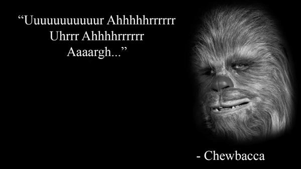 Las Mejores Frases De Star Wars Para Que La Fuerza